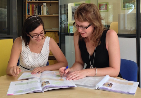 Cours particuliers anglais