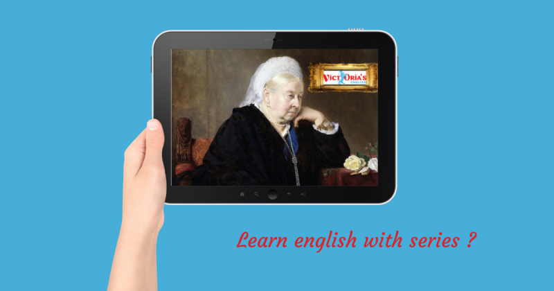 Stage apprendre l'anglais avec les séries
