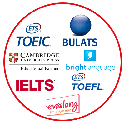 Certifications de langues VICTORIA'S English