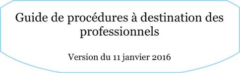 Guide des procédures CPF
