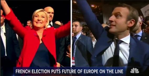 Macron et Le Pen parlent-ils anglais ?