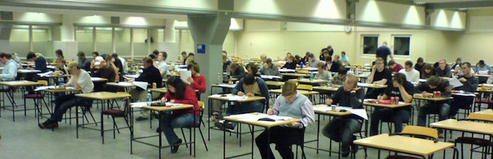 Examen d'anglais Narbonne