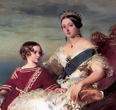 Queen-Victoria-4.jpg - La reine Victoria, égérée des Victoria's English Centers