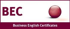 CPF anglais BEC Cambridge