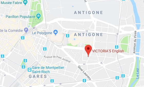 Stage anglais intensif Montpellier