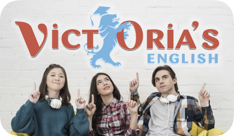 Les stages ados de VICTORIA'S English