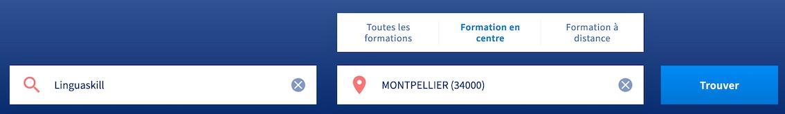 "Recherche sur l'appli CPF ""Mon Compte Formation"" 4"