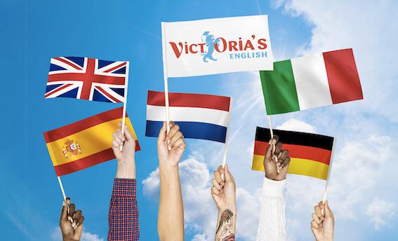 Toutes les langues chez VICTORIA'S English