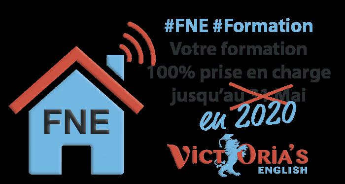Profitez de 1500 € pour faire une formation en anglais avec le FNE