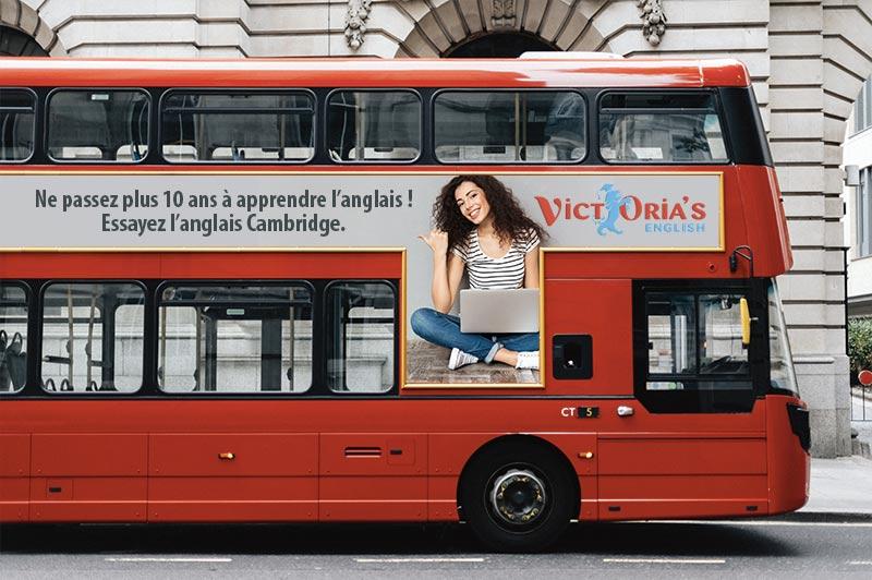 VICTORIA'S English votre réseau de professionnels de l'anglais