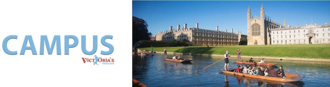 Cours d'anglais officiels Cambridge, formule Campus