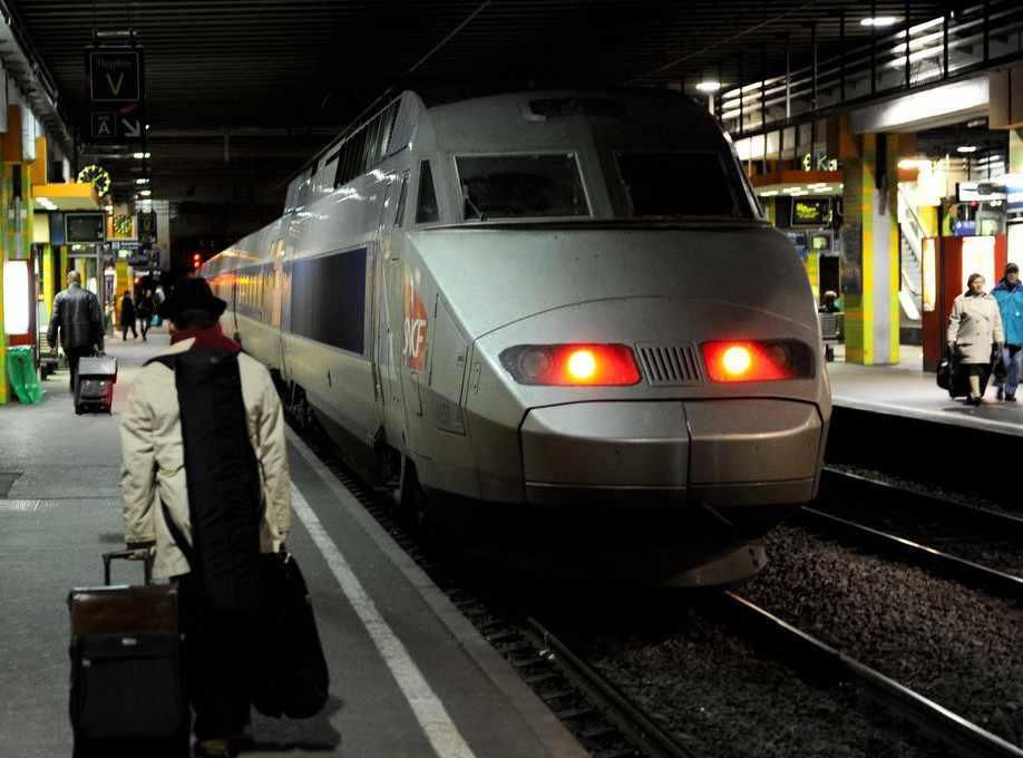 Train Montpellier Saint Roch