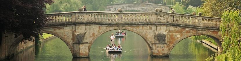 Cours d'anglais, méthode Cambridge