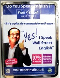 Anglais de Hollande