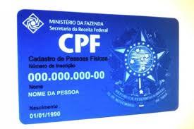 le CPF au Brésil