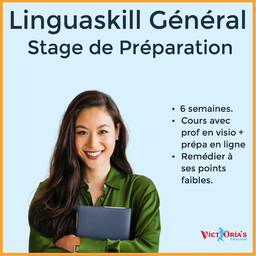 Stage de Préparation LINGUASKILL - Préparations d'Examens