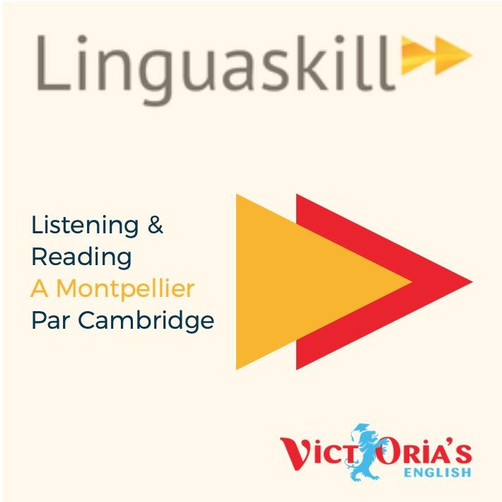 Linguaskill en centre examen Montpellier Occitanie
