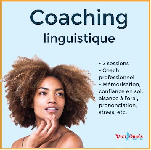 Coaching Linguistique professionnel