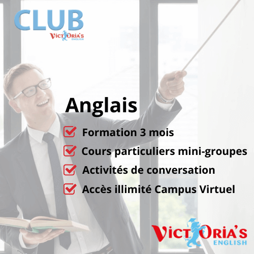 Cours anglais individuel CPF